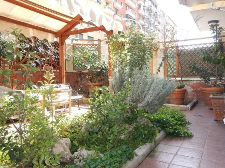 centro di Roma giardino